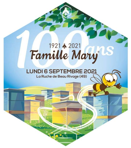 100 ans Famille Mary