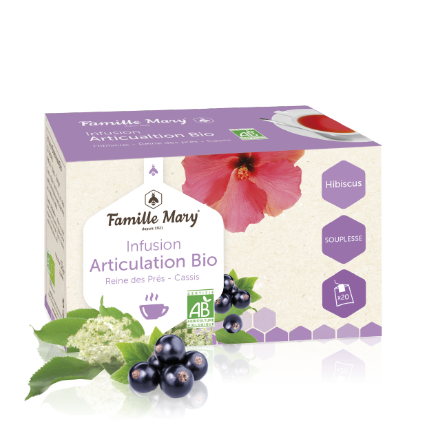 infusions articulation bio Famille Mary
